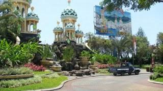 Kota Unik Indonesia