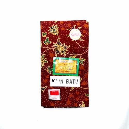 Merk Batik Keris: Jarik Batik Warna Merk Idola Pusaka Dunia