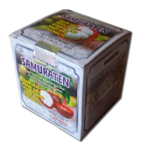 obat herbal kapsul samuraten pusaka dunia