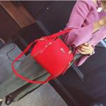Tas Red fashion Wanita