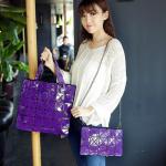 Tas Wanita Bao - Bao Blink Purple