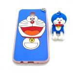 Soft Case Standing Samsung J5 Karakter Doraemon