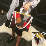 Tas Guees White Fashion Wanita