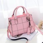 Tas Pink Elegan wanita import