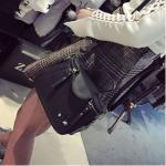 Tas Wanita Gosh Black Murah