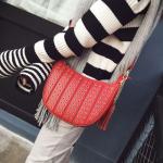 Tas Wanita fashion Red Murah