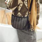 Tas wanita Fashion Black Murah