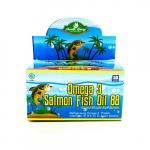 Kapsul Minyak Ikan Salmon Omega 3