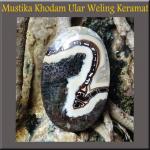 Mustika Khodam Ular Weling Keramat